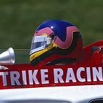 Жак Вильнёв на Lotus 72D